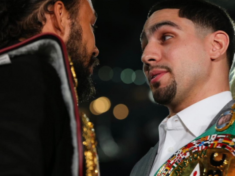 Danny Garcia vs. Keith Thurman