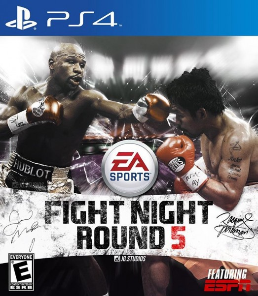 New Fighting Games For Ps4 : Fight night round wishlist by boxing