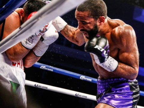 Lamont Peterson David Avanesyan Stephanie Trapp
