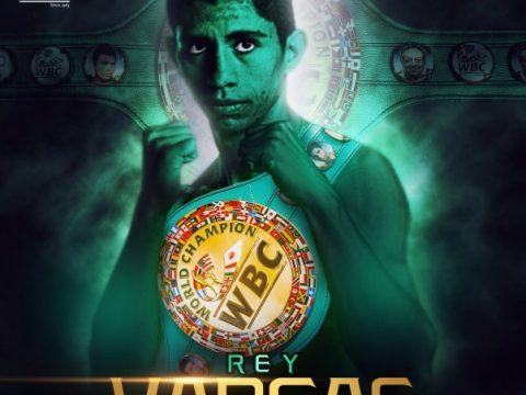Rey Vargas - WBC