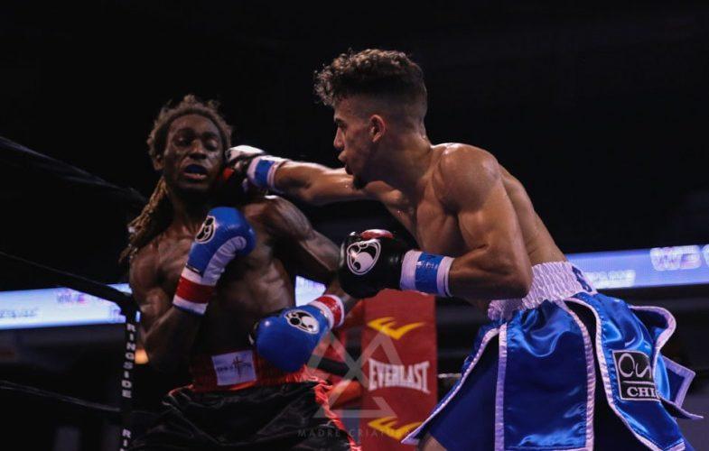 saturday boxing fight