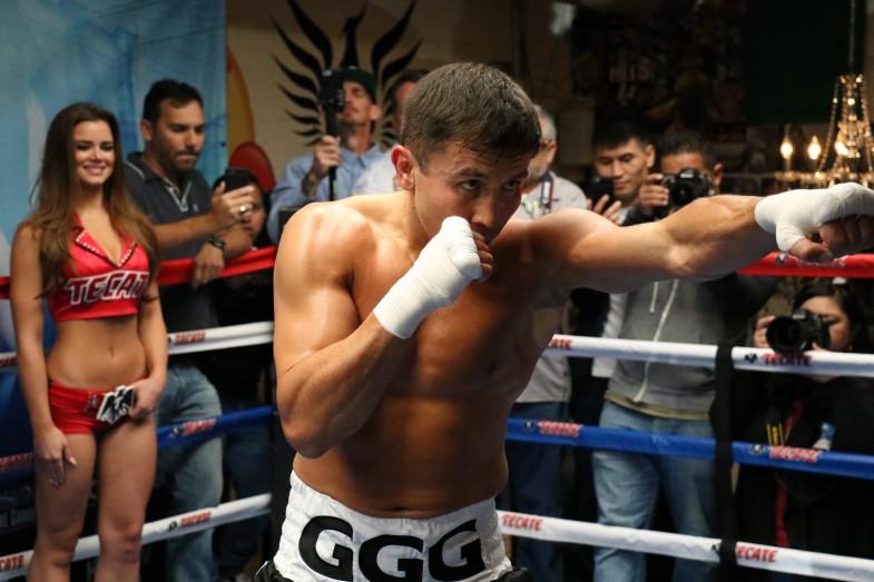 Gennady Golovkin - Ismael Gallardo RBRBoxing