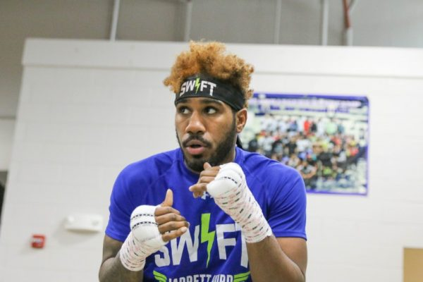 Jarrett Hurd Camp Visit_02_25_2017_Workout_Leo Wilson Jr. _ Premier Boxing Champions
