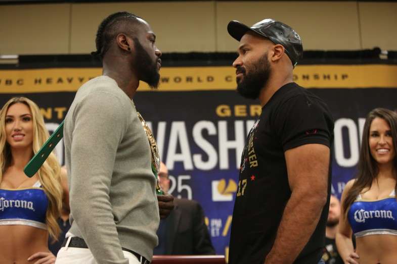 Wilder vs. Washington Harrison vs. Hurd - Jennifer HaglerPremier Boxing Champions (19)