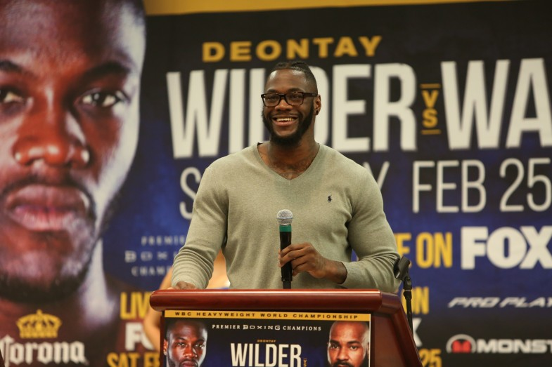 Wilder vs. Washington Harrison vs. Hurd - Jennifer HaglerPremier Boxing Champions (7)