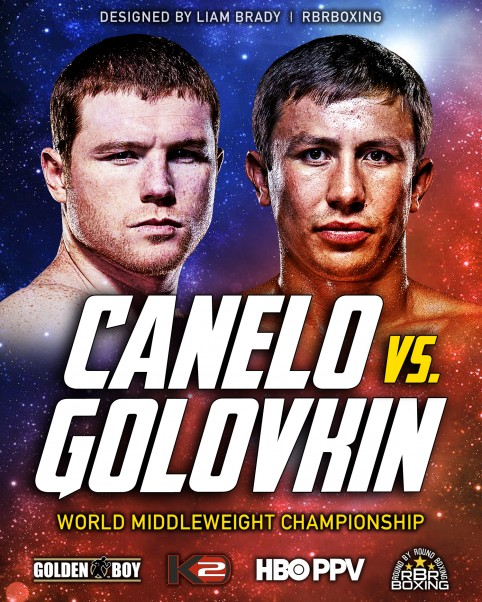 Promoter Of Golovkin Names Possible Venues For Canelo vs GGG