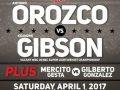 Orozco vs. Gibson