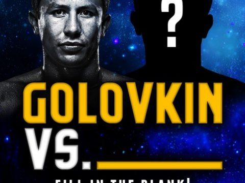 Golovkin vs Who_