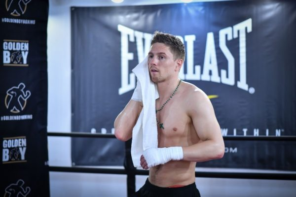 Jason Quigley - Lina Baker See You Ringside Photography (13)