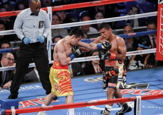 Roman Gonzalez vs. Srisaket Sor Rungvisai (1)