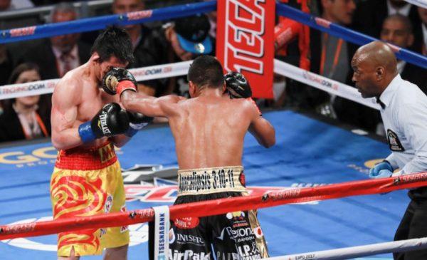 Roman Gonzalez vs. Srisaket Sor Rungvisai (2)