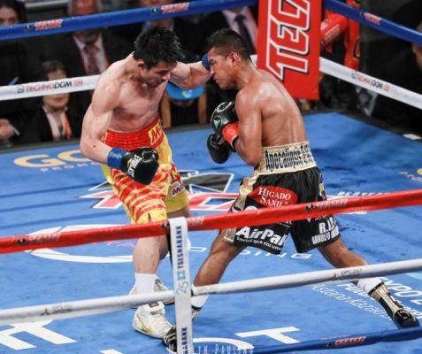 Roman Gonzalez vs. Srisaket Sor Rungvisai (3)