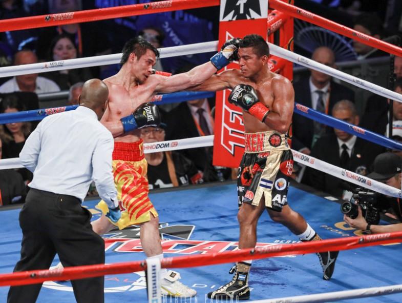 Roman Gonzalez vs. Srisaket Sor Rungvisai (4)