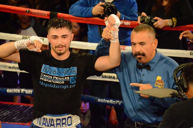 Jonathan Navarro Jose Saucedo