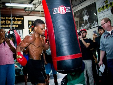 Errol Spence - Porfirio Barron Jr. RBRBoxing (16)