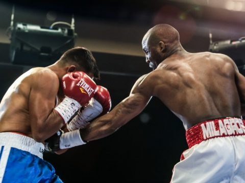 Greg Crowder / Premier Boxing Champions