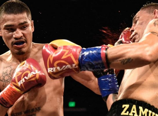 Johnathon Zamudio vs Eddie Diaz - Julio Sanchez RBRBoxing (2)