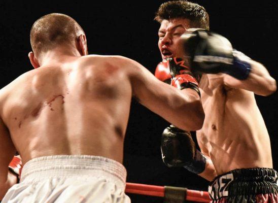 Morris Rodriguez vs. Jesus Sanchez - Julio Sanchez RBRBoxing (2)