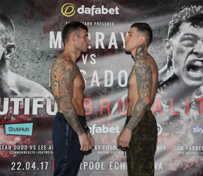 Murray vs. Rosado