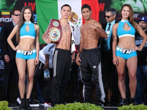 Oscar Valdez Miguel Marriaga - Mikey Williams Top Rank