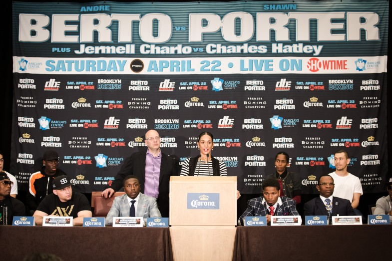 Shawn Porter vs. Andre Berto Final Presser - Amanda Westcott Showtime (14)