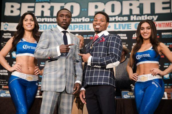 Shawn Porter vs. Andre Berto Final Presser - Amanda Westcott Showtime (2)