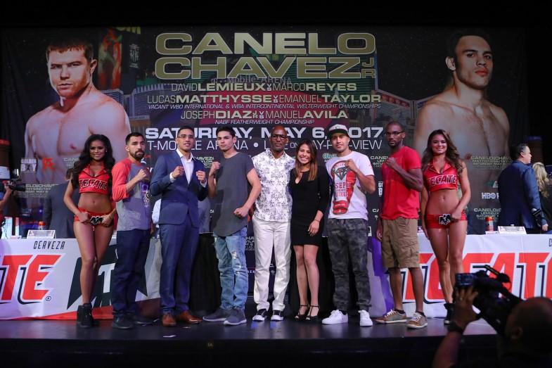 Watch Canelo Alvarez Vs. Julio Cesar Chavez Jr. Online
