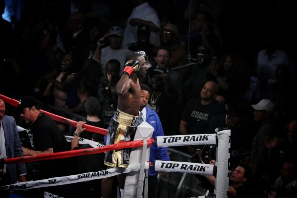 Terence Crawford Photo by Marilyn Paulino