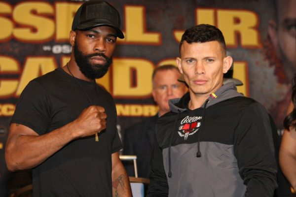 Gary Russell Jr. Oscar Escandon - Tom Casino Showtime (10)