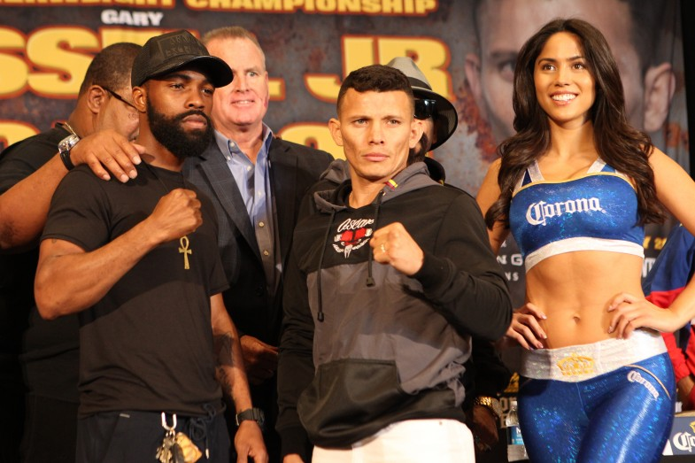 Gary Russell Jr. Oscar Escandon - Tom Casino Showtime (12)