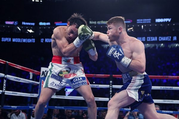 Dodgers Stadium front-runner to host Canelo Alvarez vs. Gennady Golovkin