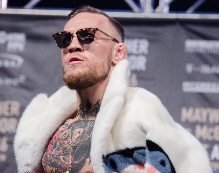 Conor McGregor: Sparring partner Paulie Malignaggi quit due to getting 'whupped'
