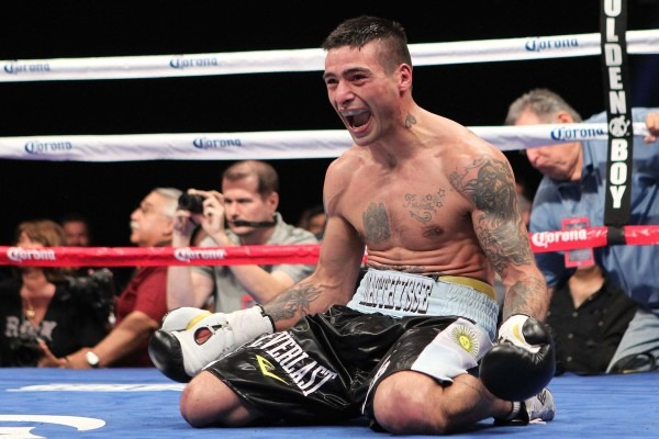 Lucas Matthysse No License Photo