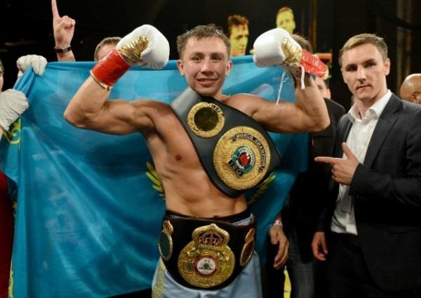 Golovkin Victorious