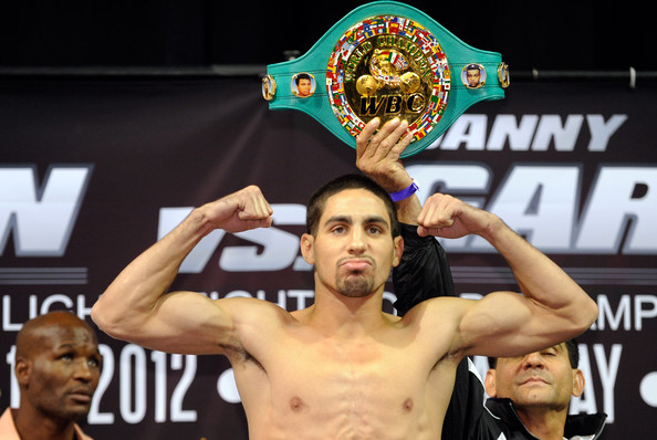 Danny Garcia - Photo by David Becker/Getty Images North America