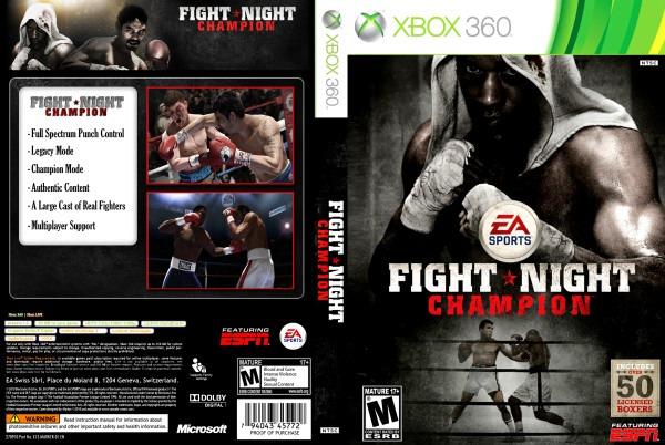 fightnightchampioncusto