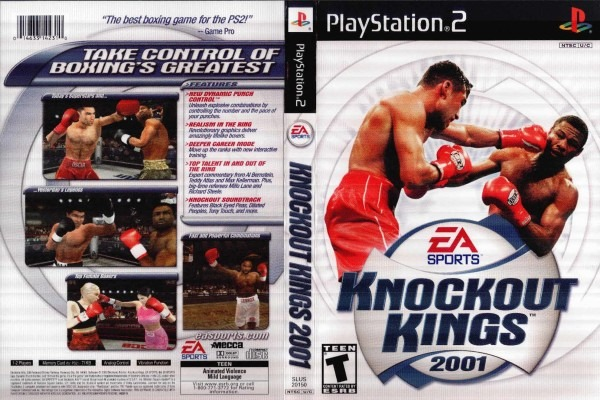 knockout kings 2001 [ntsc] [u-c] (portada)