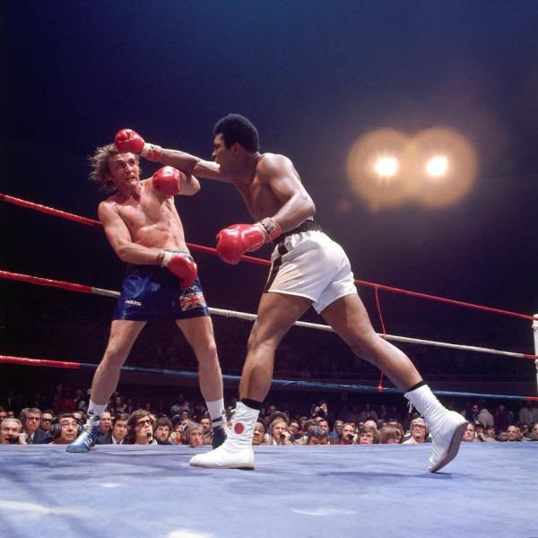 Mohammad Ali v Joe Bugner  Heavywieght Fight