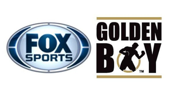 GoldenBoyPromotions_Fox_pikAbril82013 Logo