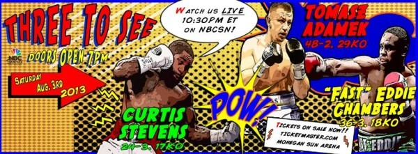 NBC Fight Night