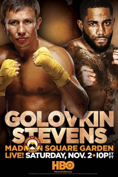 Golovkin-Stevens