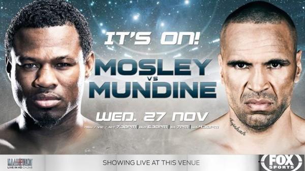 Mosley Mundine