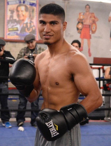 Mickey garcia boxing poster