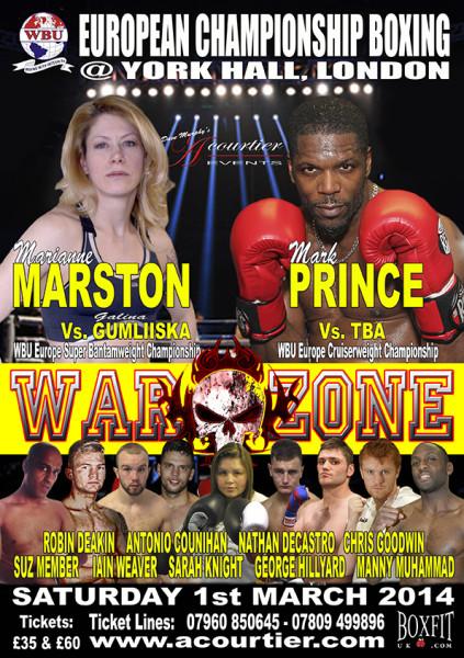Boxing on CBS