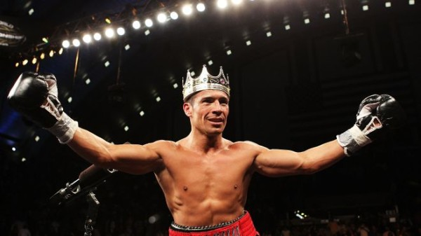 sergio martinez crown - Al Bello/Getty Images