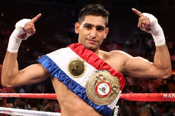 Amir Khan - Getty Images