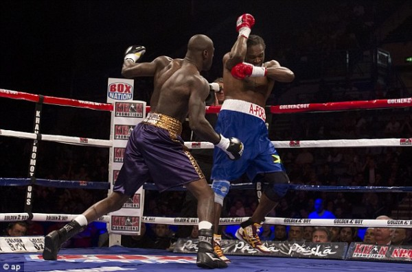 Deontay Wilder - Ap Photo