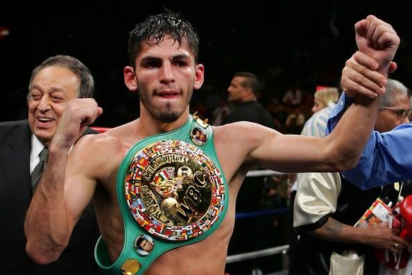 Jorge Linares - Ethan Miller-Getty Images Sport