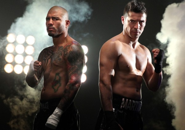Cotto-Martinez Commerical - Chris Farina