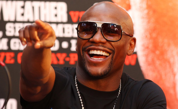 Floyd Mayweather-Mike Stobe-Getty Images